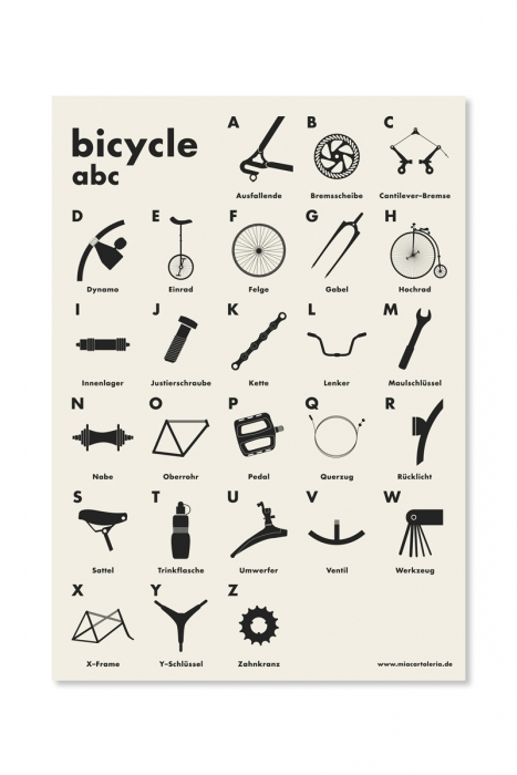 Artikelbild Bicycle abc