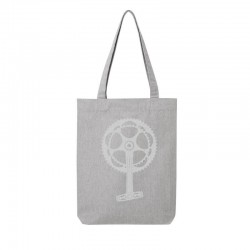 Tote Bag - reflektierend - Fair Wear - Kurbel